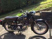 1957 Matchless G80s 500cc Classic Motorcycle