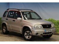 2002 SUZUKI GRAND VITARA 2.0 PETROL 4 X 4 LOVELY DRIVE 5 DOOR HATCH