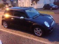 Stunning Black Mini One 2005
