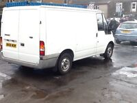 2006 FORD TRANSIT 2.0L --DIESEL--LOW MILAGE AND LONG MOT