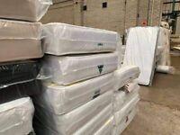 Warehouse price mattresses new sealed