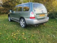 Subaru, FORESTER, turbo manual only 105k 1 owner from new