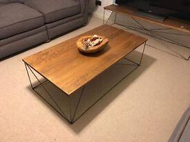 Bespoke Reclaimed Wood Coffee Table