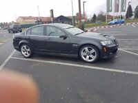 PONTIAC GT G8 6.0 V8 (HOLDEN) AUTOMATIC ONE OWNER AMERICAN CAR TRUCK