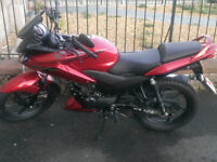 HONDA CBF 125 13plate great condition just had gold chain and new sprockets on today