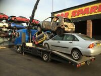 SCRAP CARS AND VANS WANTED TODAY 07734059012