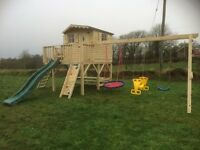 Play House/ Climbing frame