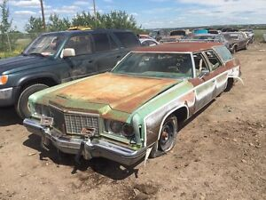 Anyone Parting out 71-76 gms or imperials?