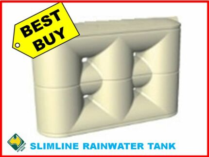 2000LT SLIMLINE RAIN WATER TANK -LOCAL SYDNEY DEALER Penrith Penrith Area Preview