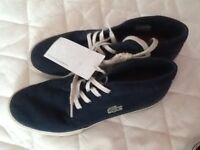 LACOSTE CASUAL SHOE/BOOT STYLE 8.5