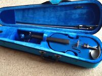 Violin - Blue 1/2 size