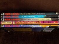 5 Horrible histories books