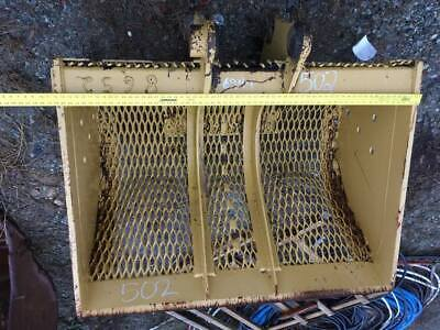 60 Caterpillar 330 Skeleton Excavator Bucket