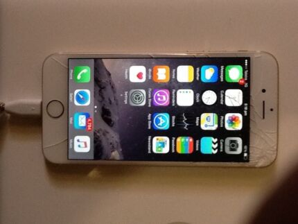 iPhone 6 gold unlocked 16g Balga Stirling Area Preview