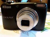 camera nikon coolpix L29