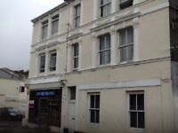 Double sized newly refurbished studio to let, near city centre.