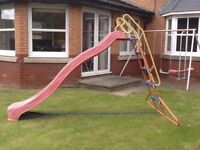 Slide 6 foot high.