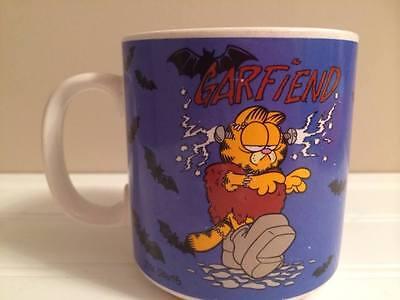 Garfield Frinkenstein Halloween Vintage Collectible  Coffee Mug 1978