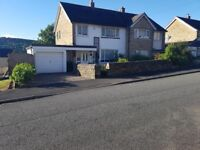3 Bed Semi Drive Garage Landscaped Gardens Separate Dining Room Huge Patio Available House Swap
