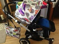 Bugaboo buffalo, selling my beloved pram with accessories and limited edition maxi cosi car seat!