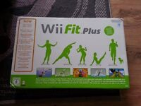 new wi fit board unopened in box