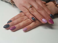 Nails by J Acrylic/Gel Nail Extensions/Semilac Manicure