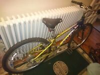 "Trek 4000 Bicycle 13"" frame - never ridden"