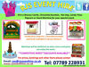 Party hire package Popcorn, Slush, Hot dog, Candy floss machines Kent & South East London £320 Orpington, London