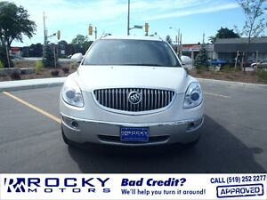 2010 Buick Enclave CX $21,995 PLUS TAX