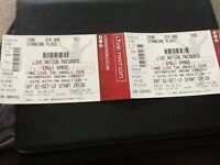Two tickets, emeli sande long live the Angels tour, motorpoint arena, Cardiff.