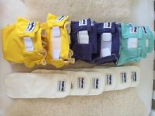 5 mcn nappies magic alls small size. Biloela Banana Area Preview
