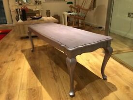 Reclaimed Coffee Table - Beautiful Colour!