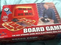 Deal or No Deal Game with Electronic Deal phone used but in good condition
