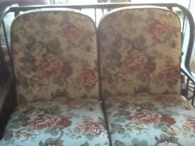 Ercol style traditional design sofa2 seater