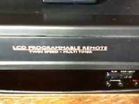 video VHS player and recorder Matsui