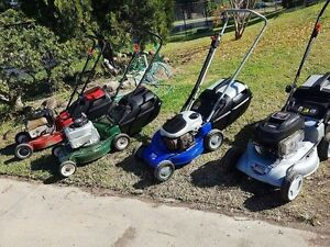 Mowers from $150 Ingleburn Campbelltown Area Preview