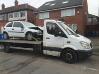 Scrap cars wanted best price payed £130 min