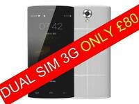 LARGE NOTE 5.5 INCH DUAL SIM UNLOCKED HD 13MP ANDROID 5.1 SMART PHONE MOBILE SMARTPHONE
