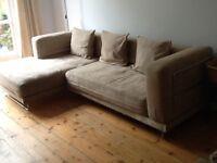 IKEA TYLOSAND Corner L Shape Set & 1 Seat Section