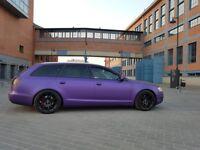 Audi A6 C6 Avant 2.7TDI 106k FSH 1 PREV.OWNER