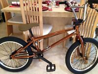 NEW Mongoose BMX Scan R120 Bike never been outside/sat on unwanted gift £195