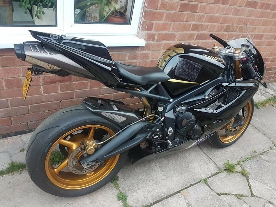 2007 Triumph Daytona 675 road / track / race bike MOT not zx6r r6 | in  Sileby, Leicestershire | Gumtree