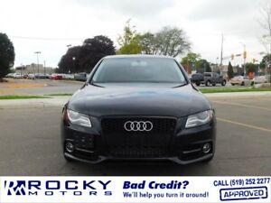 2011 Audi A4 - BAD CREDIT APPROVALS