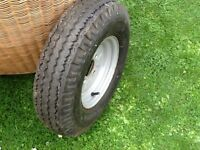 New Trailer Tyre