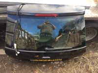 FORD FIESTA MK6 BOOT LID / TAILGATE