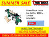 PowerPlus /  Sealey log splitter / ProPlus table saw and Extension Table Lurgan Just Off M1 Junction 10, Belfast