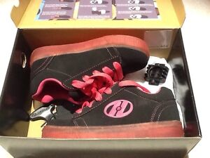 Heeleys Roller Skate Shoe Pink Woodvale Joondalup Area Preview