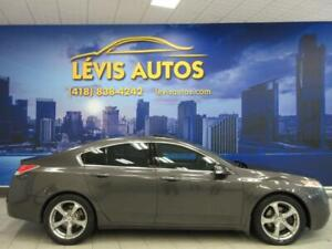 2010 Acura TL SH-AWD PREMIUM PACKAGE CUIR TOIT OUVRANT