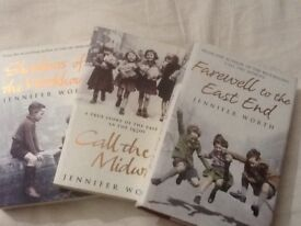 Call the midwife trilogy book bundle
