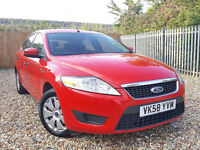 2008 FORD MONDEO EDGE 2.0TDCI, ONLY 119K, RARE RED METALIC, VERY CLEAN, F/S/H, 1 OWNER,L@@K!!!